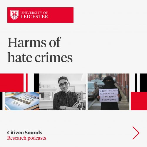 Harms of hate crimes image