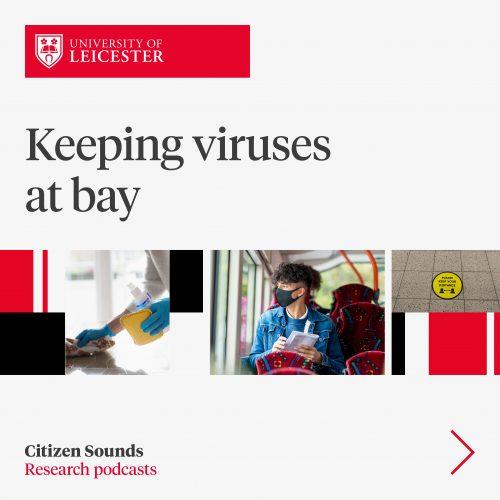 Keeping the virus at bay image