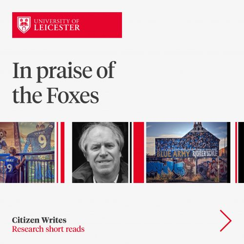 In praise of the Foxes image