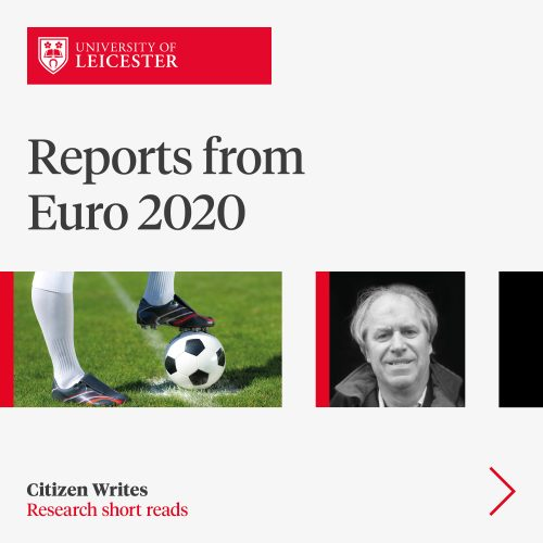 Reports from Euro 2020 image