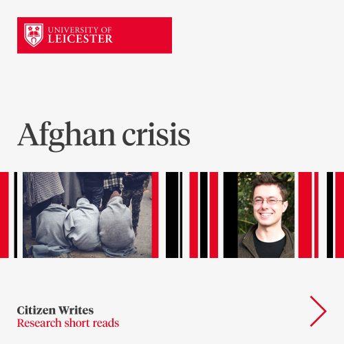 Afghan crisis blog image